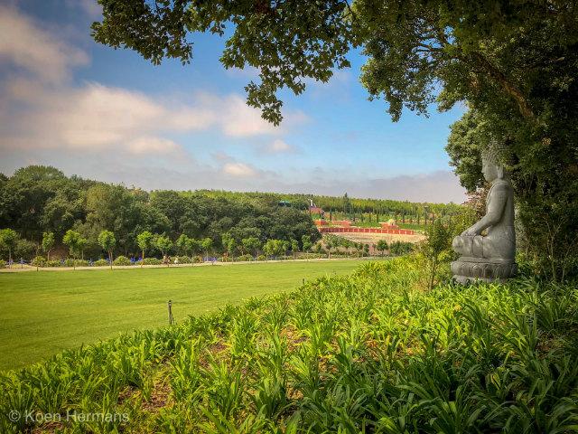 Midden Portugal Budha