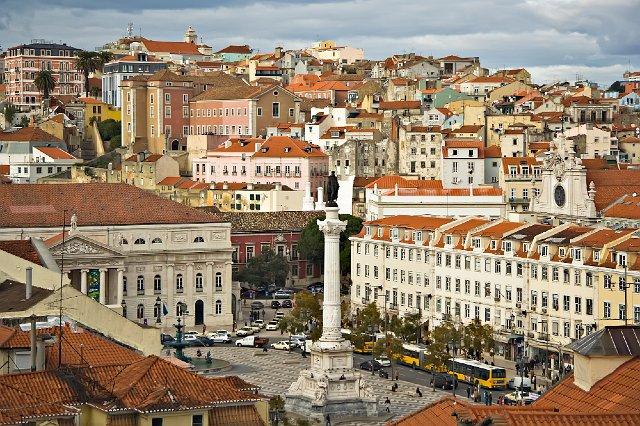 Midden Portugal Lissabon