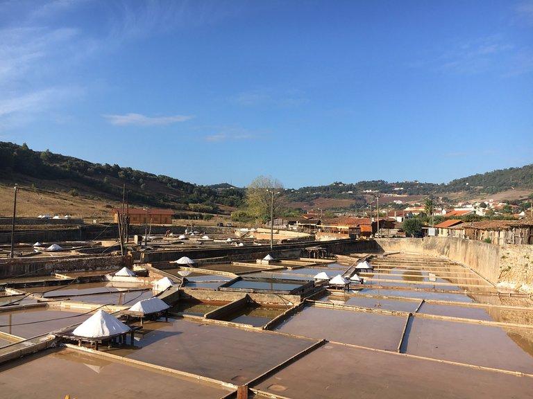 Midden Portugal Salinas